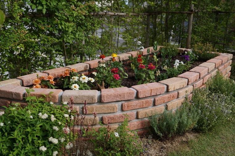 花壇の植え替えパート2