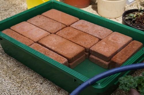 野菜用の花壇作りに挑戦!1日目